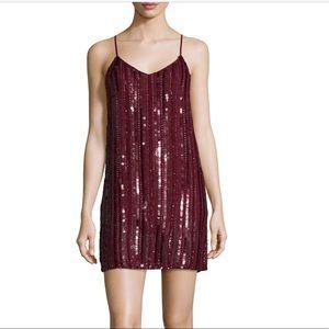 💎 MLV Blake dress, Oxblood, Size - M, NWT